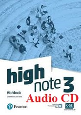 High Note 3 Workbook Audio CDs