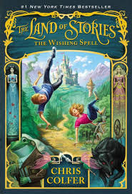 The Land of Stories 1 - The Wishing Spell
