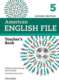 American English File 5 Teacher Book 2nd Edition