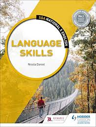 SQA National 5 English Language Skills