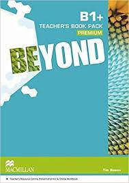 Beyond B1 Plus Teacher Book