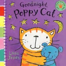 Goodnight Poppy Cat
