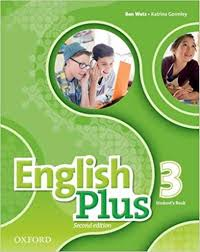English Plus 3 Student Book 2nd Edition