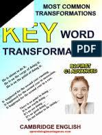300 Most Common Transformations B2-C1
