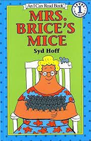 Mrs Brice Mice I Can Read Book Level 1 (Ebook-Audio)