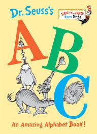 Dr Seuss ABC An Amazing Alphabet Book