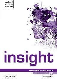 Insight Advanced Teacher Book