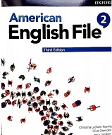 American English File 2 Student Book 3rd Edition