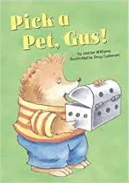 Pick a Pet Gus