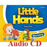 Little Hands Nursery Student Book Audio CDs