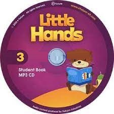 Little Hands 3 Student Book Audio CDs