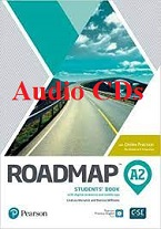 Roadmap A2 Student Book Audio CDs