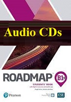 Roadmap B1 Plus Student Book Audio CDs