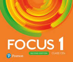Focus 1 Class Audio CDs 2nd Edition