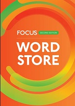 Focus 1 Wordstore 2nd Edition
