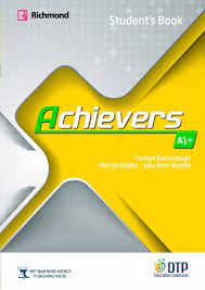 Achievers A1 Plus Student Book