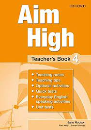 Aim High 4 Teacher Books