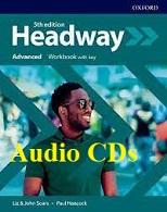 Headway Advanced 5th Edition Workbook Audio CDs