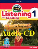 Oxford Skills World Listening with Speaking 1 Audio CDs