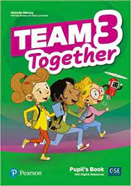 Team Together 3 Student Book