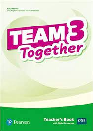Team Together 3 Teacher Book