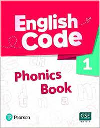 English Code 1 Phonics Book