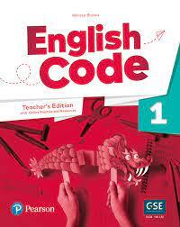 English Code 1 Teacher Book
