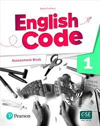 English Code 1 Assessment Book