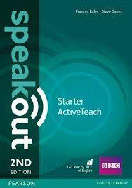 SpeakOut Starter Active Teach 2nd Edition