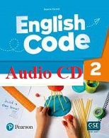English Code 2 Class Audio CDs