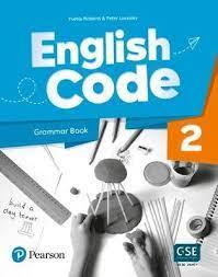 English Code 2 Grammar Book