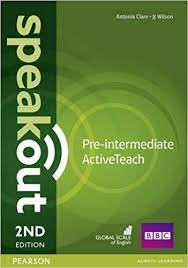 SpeakOut Pre-Intermediate Active Teach 2nd Edition
