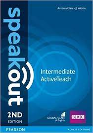 SpeakOut Intermediate Active Teach 2nd Edition