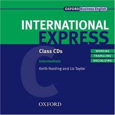 International Express Intermediate New Edition Class Audio CDs