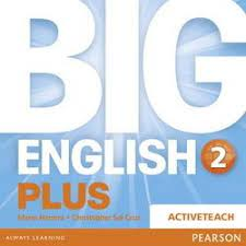 Big English Plus 2 American Edition Active Teach