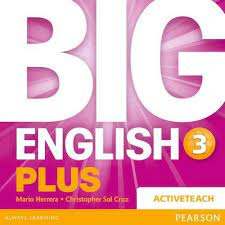 Big English Plus 3 American Edition Active Teach