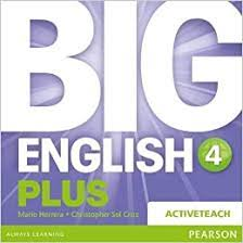 Big English Plus 4 American Edition Active Teach