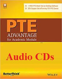 PTE Advantage Academic Module Audio CDs