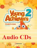 Young Achievers 2 Student Book Audio CDs