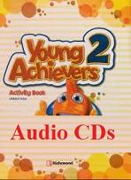 Young Achievers 2 Activity Book Audio CDs