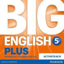 Big English Plus 5 American Edition Active Teach