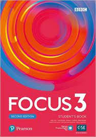 Focus 3 Second Edition Student Book
