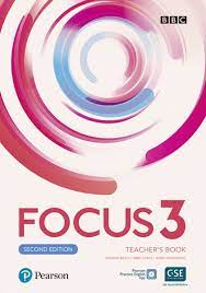 Focus 3 Second Edition Teacher Book