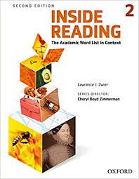 Inside Reading 2 Student Book Second Edition