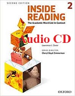 Inside Reading 2 Student Book Audio CDs Second Edition