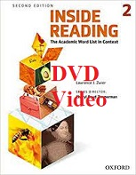 Inside Reading 2 DVD Video Second Edition
