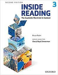 Inside Reading 3 Student Book Second Edition
