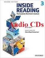 Inside Reading 3 Student Book Audio CDs Second Edition