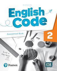 English Code 2 Assessment Book