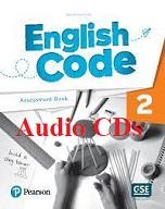 English Code 2 Assessment Book Audio CDs